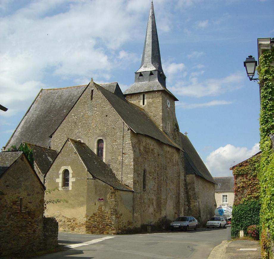 Champteussé-sur-Baconne - Photo O. Halbert