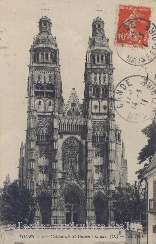 Saint-Gatien, cathédrale de Tours