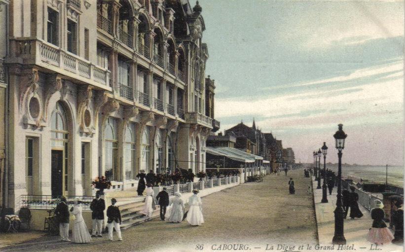 Cabourg Le Grand Hotel