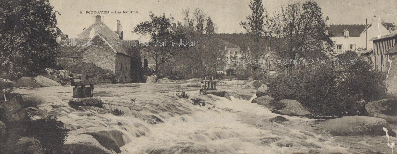 Pont Aven Cartes Postales