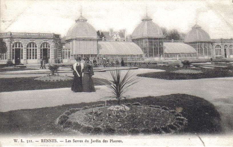 Rennes,cartes postales