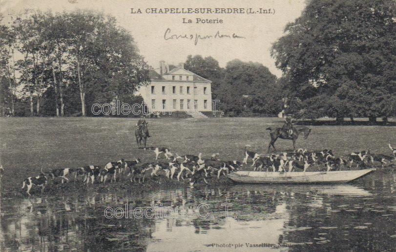 La Chapelle-sur-Erdre, Loire-Atlantique