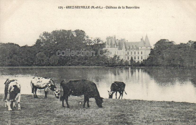 Grez-Neuville, collection personnelle, reproduction interdite