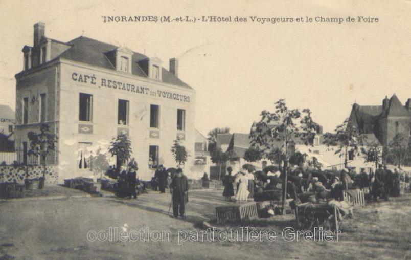 Ingrandes, Maine-et-Loire