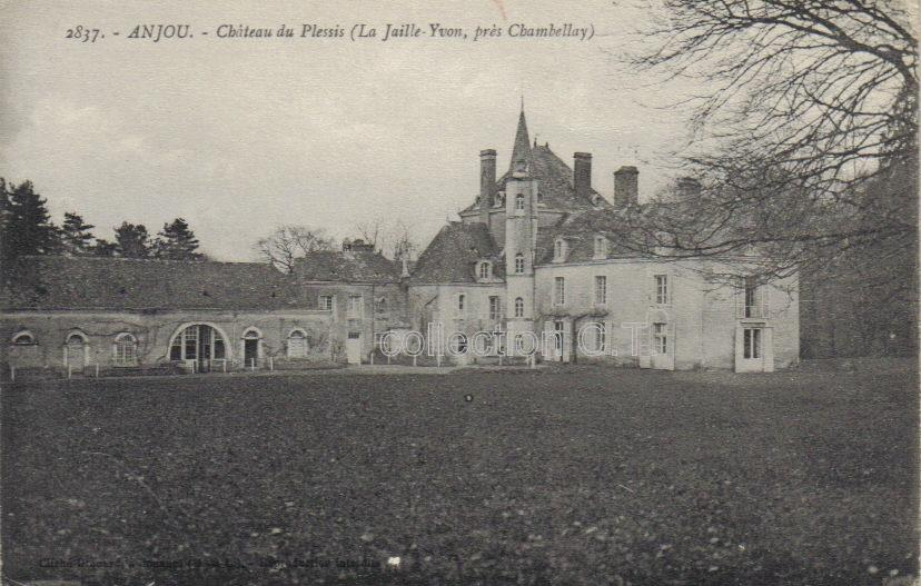 La Jaille-Yvon - collection particulière, reproduction interdite