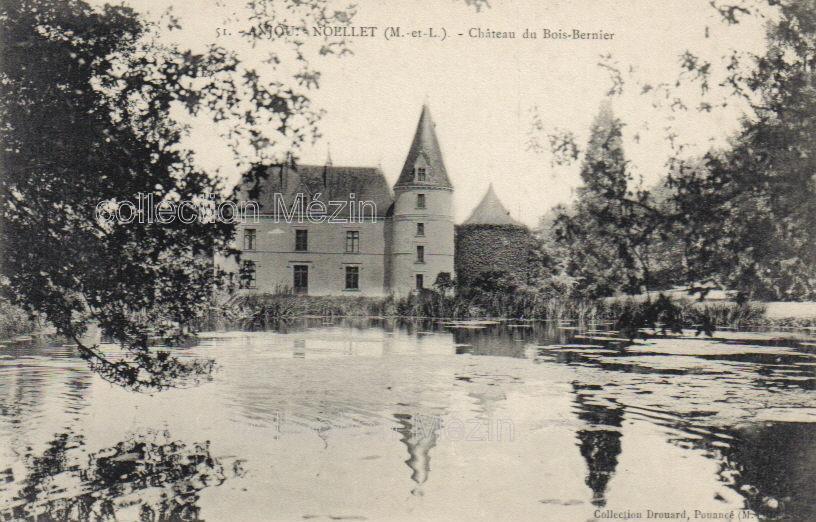Le Bois-Bernier - collection particulière, reproduction interdite