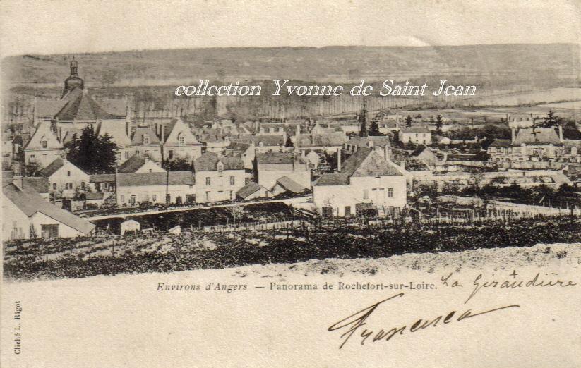 Rochefort - Collection particulière, reproduction interdite