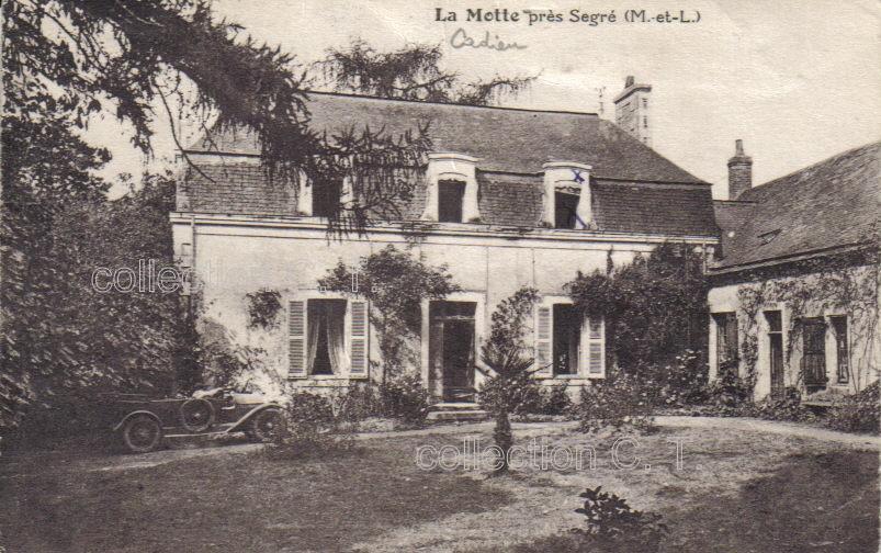 Segré, Maine-et-Loire