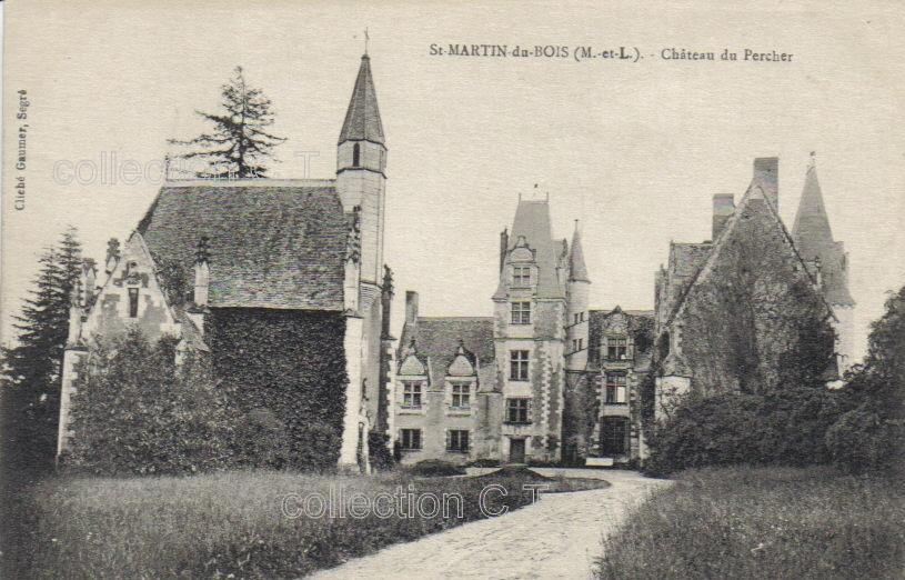 histoire de Saint Martin du Bois # Saint Martin Du Bois