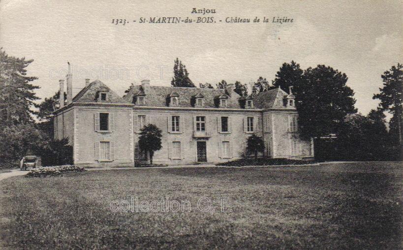 Saint-Martin-du-Bois, Maine-et-Loire