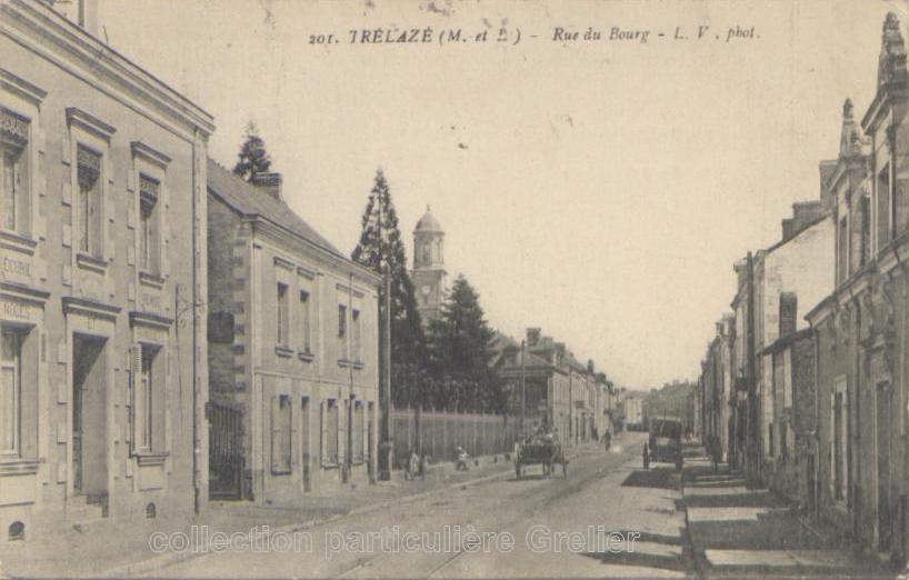 Trélazé, Maine-et-Loire