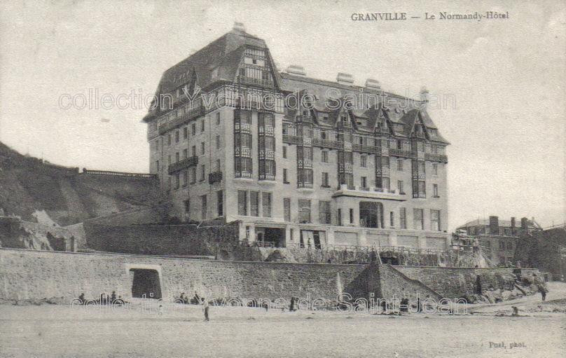 Fabulous Granville,îles Chausey,Manche,cartes postales JR13