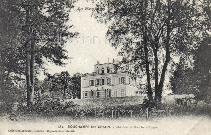 Bouche dUsure, Bouchamps-les-Craon, Mayenne