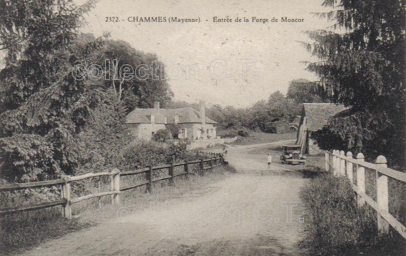 Chammes, Mayenne