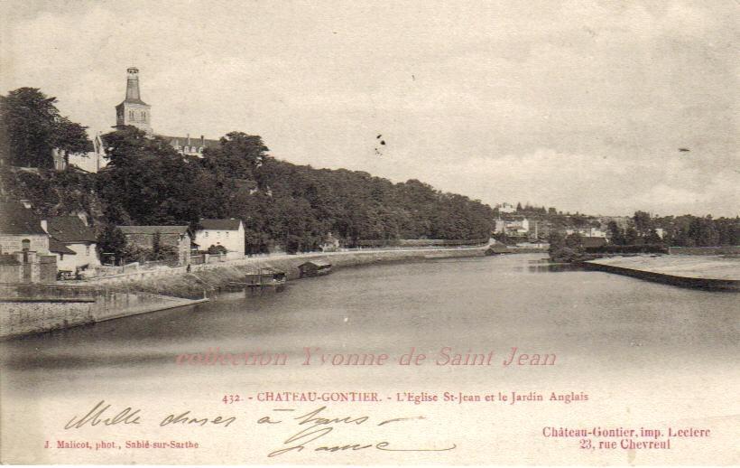 Lavoirs, avant 1914