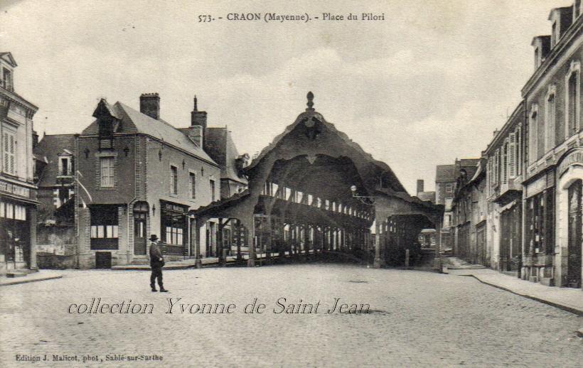 Craon, Mayenne