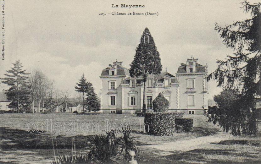 Daon Mayenne Cartes Postales