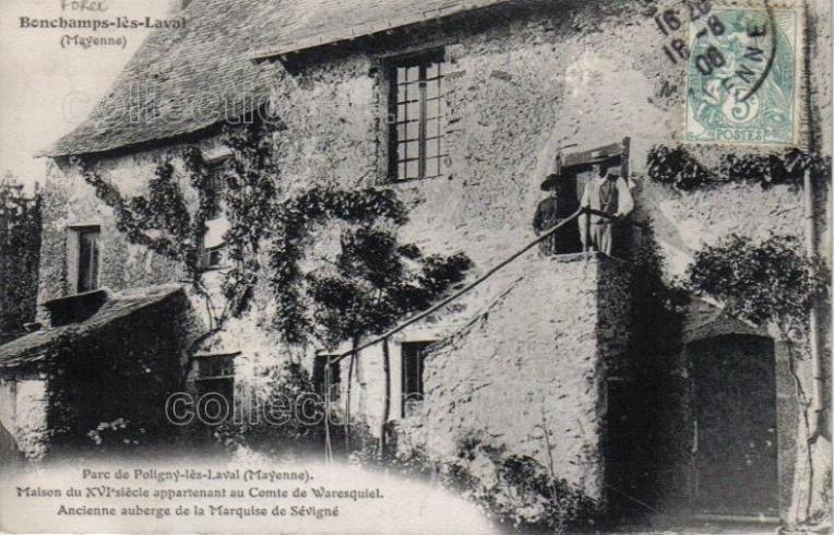 Bonchamps-lès-Laval, Mayenne