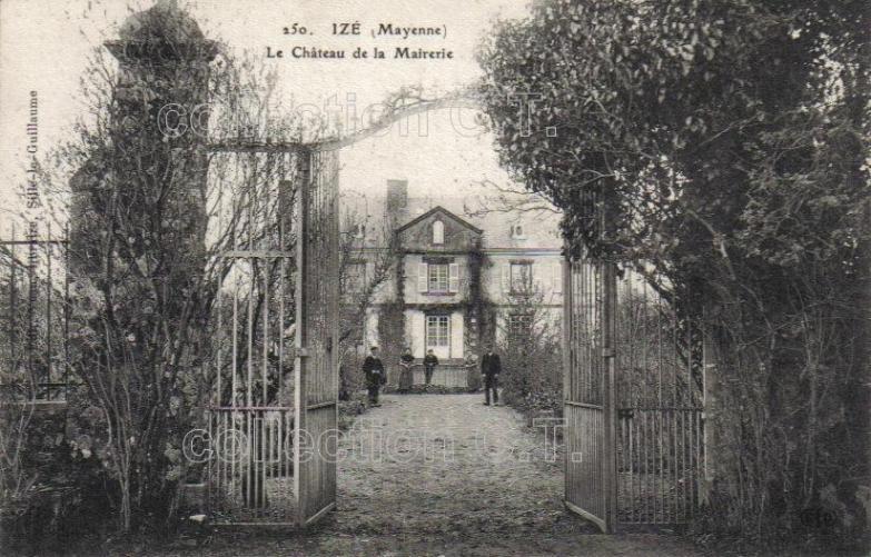 Izé - Collection personnelle, reproduction interdite