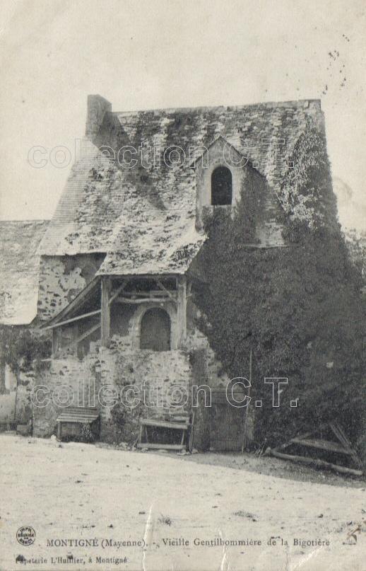 Montigné, Mayenne