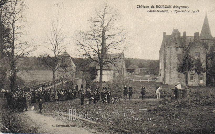 Montourtier, Mayenne