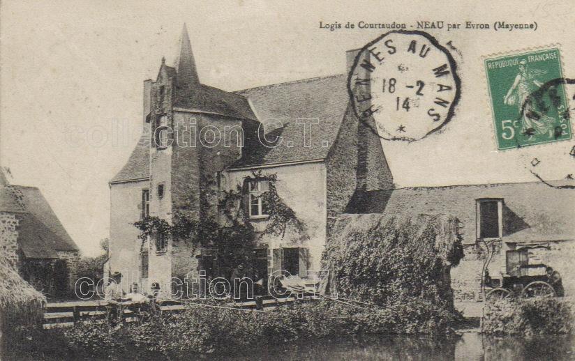 Neau, Mayenne