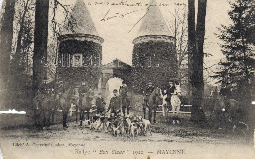 Placé, Mayenne