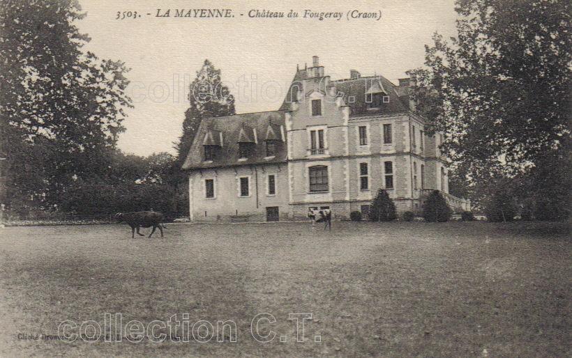 Pommerieux - Collection particulière, reproduction interdite