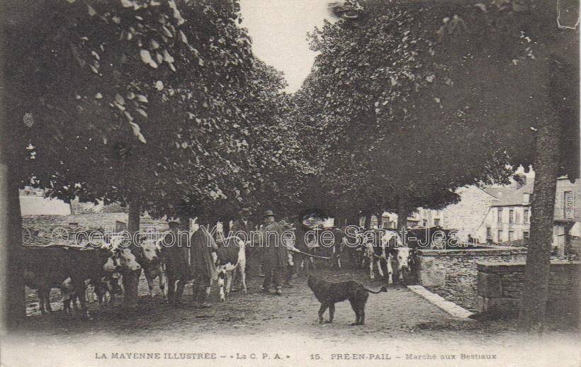Pré-en-Pail, Mayenne