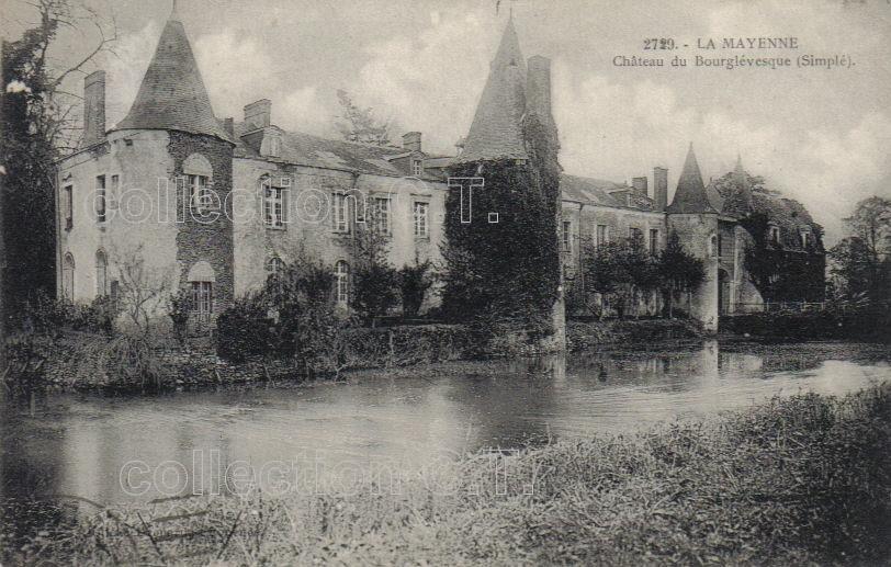 Simplé, Mayenne - collection particulière, reproduction interdite