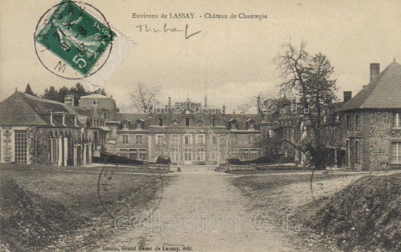 Thuboeuf Mayenne Cartes Postales