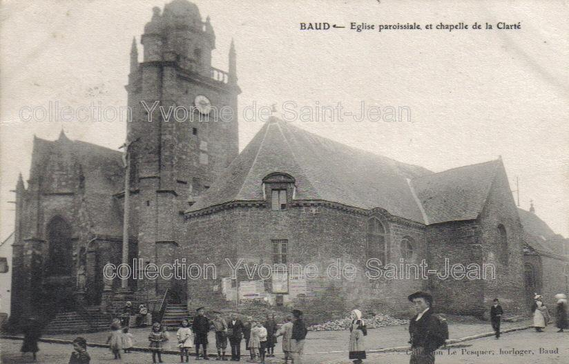 Baud,Morbihan,cartes postales
