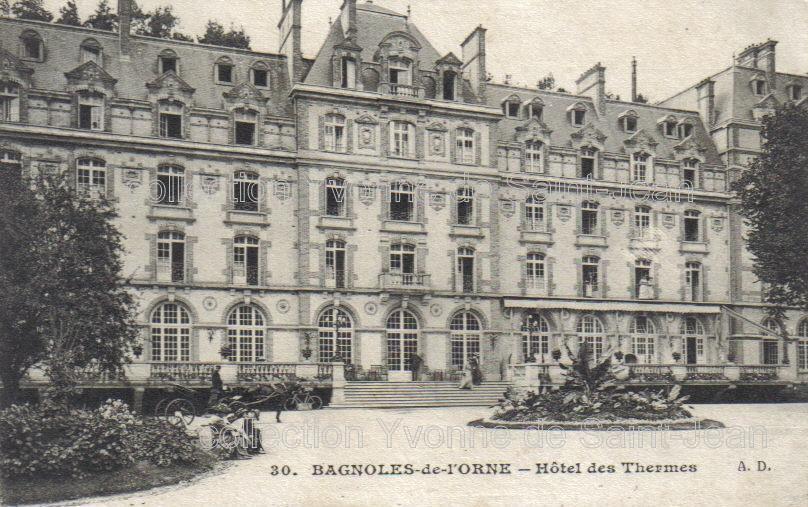 Bagnoles de l 39 orne orne cartes postales - Office du tourisme de bagnoles de l orne ...
