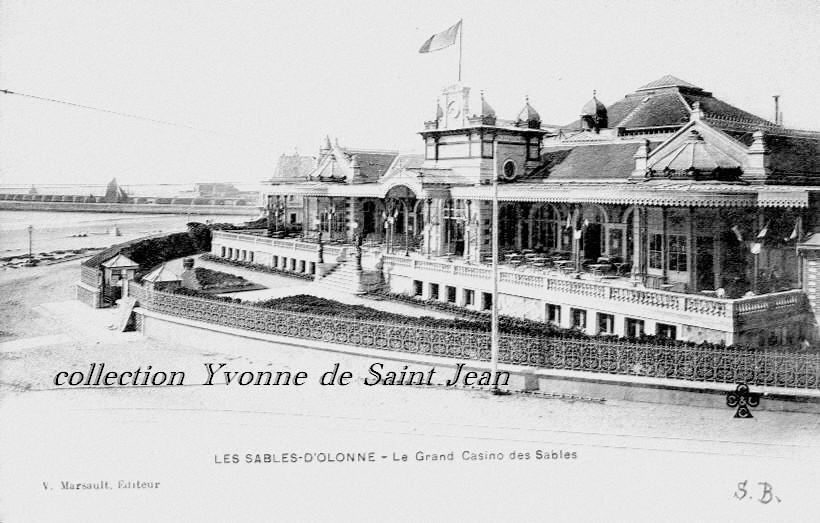 Casino Des Sables D Olonnes