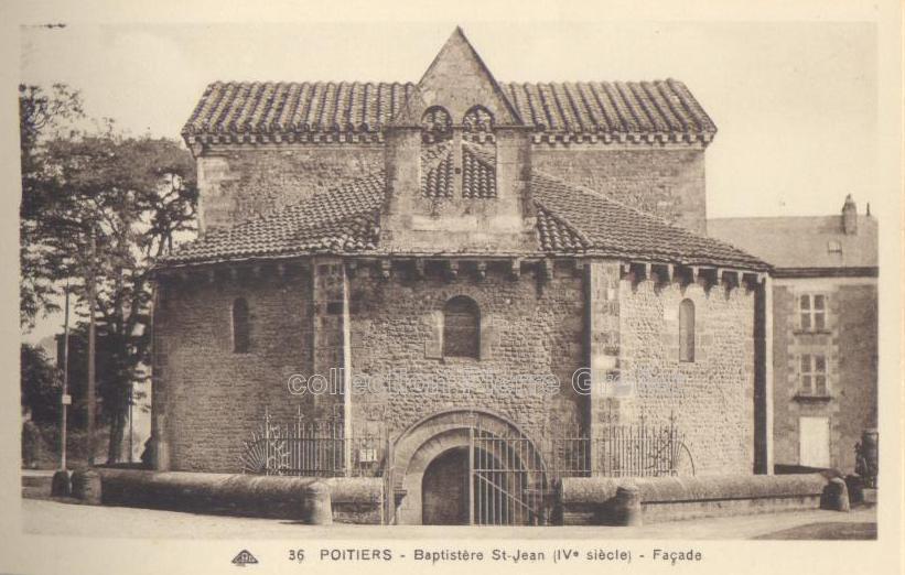 Poitiers - collection particulière, reproduction interdite