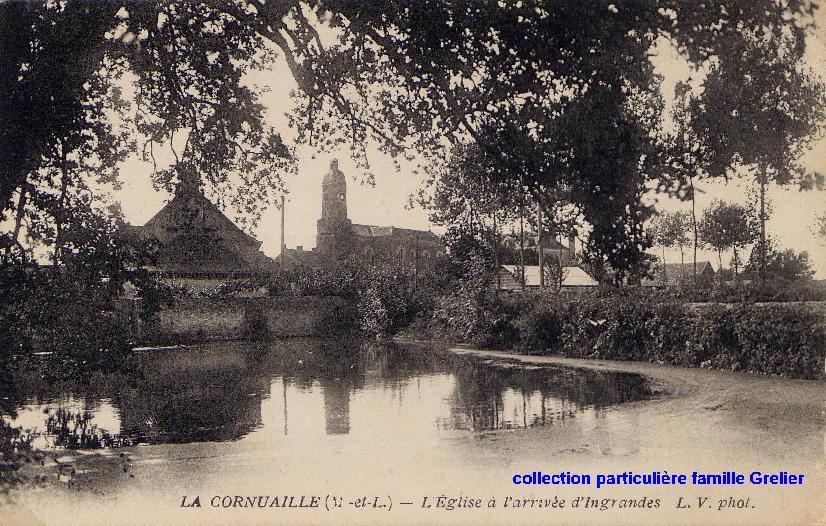 La Cornuaille - Collection particulière, reproduction interdire