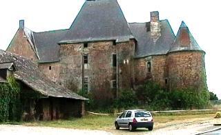 château de Senonnes - photo personnelle