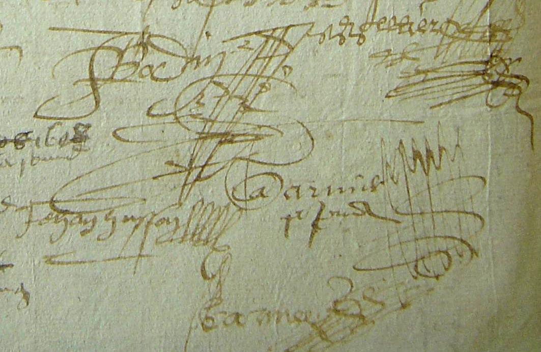 mathurin pelletier sergent royal et marchand de vin sans doute au d tail chaz sur argos 1607. Black Bedroom Furniture Sets. Home Design Ideas