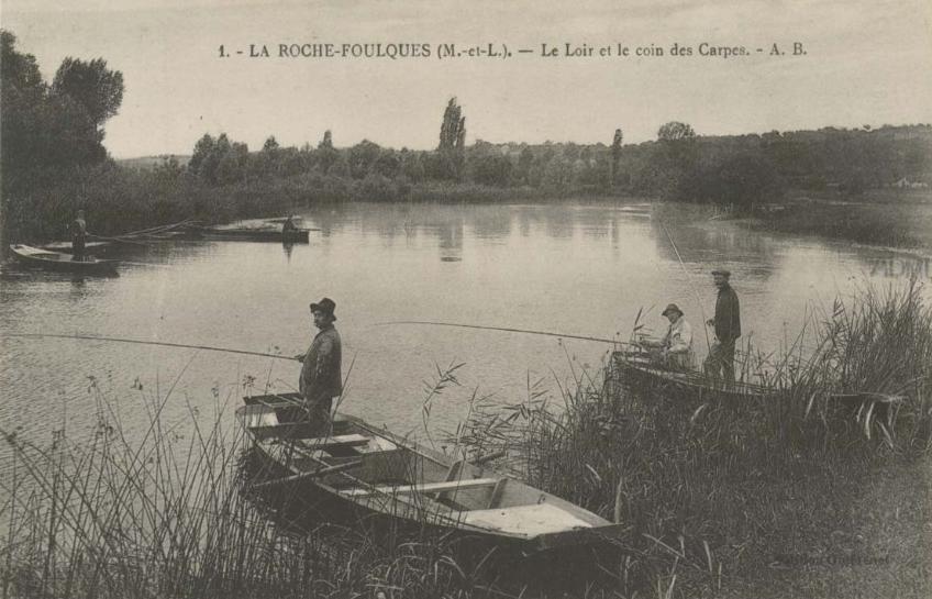 Soucelles, propriété des Archives Départementales du Maine-et-Loire