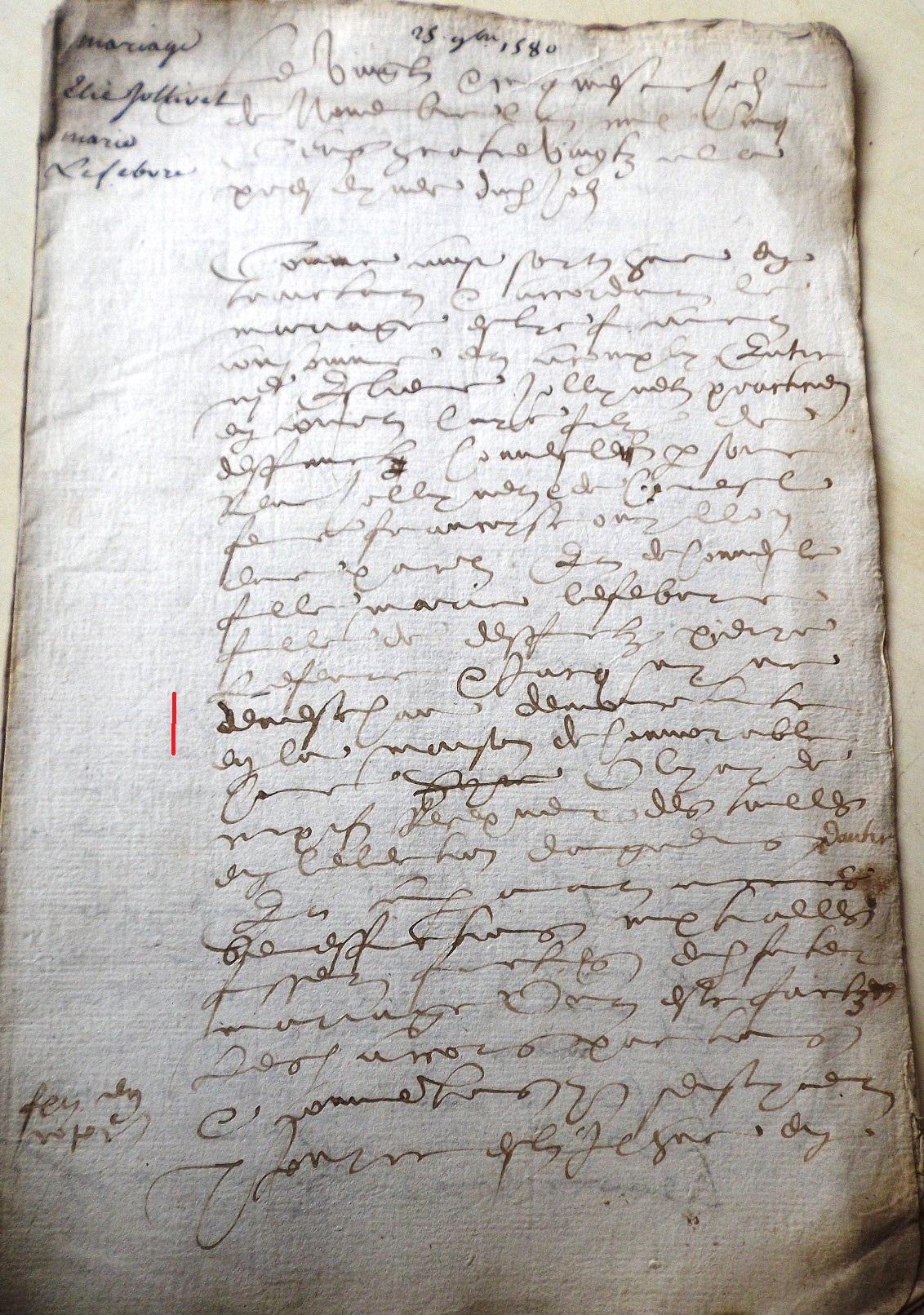 Lefebvre modes de vie aux 16 17e si cles for Notaire olivet